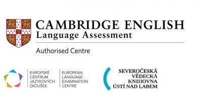 Cambridge, SVKUL a ELEC logo
